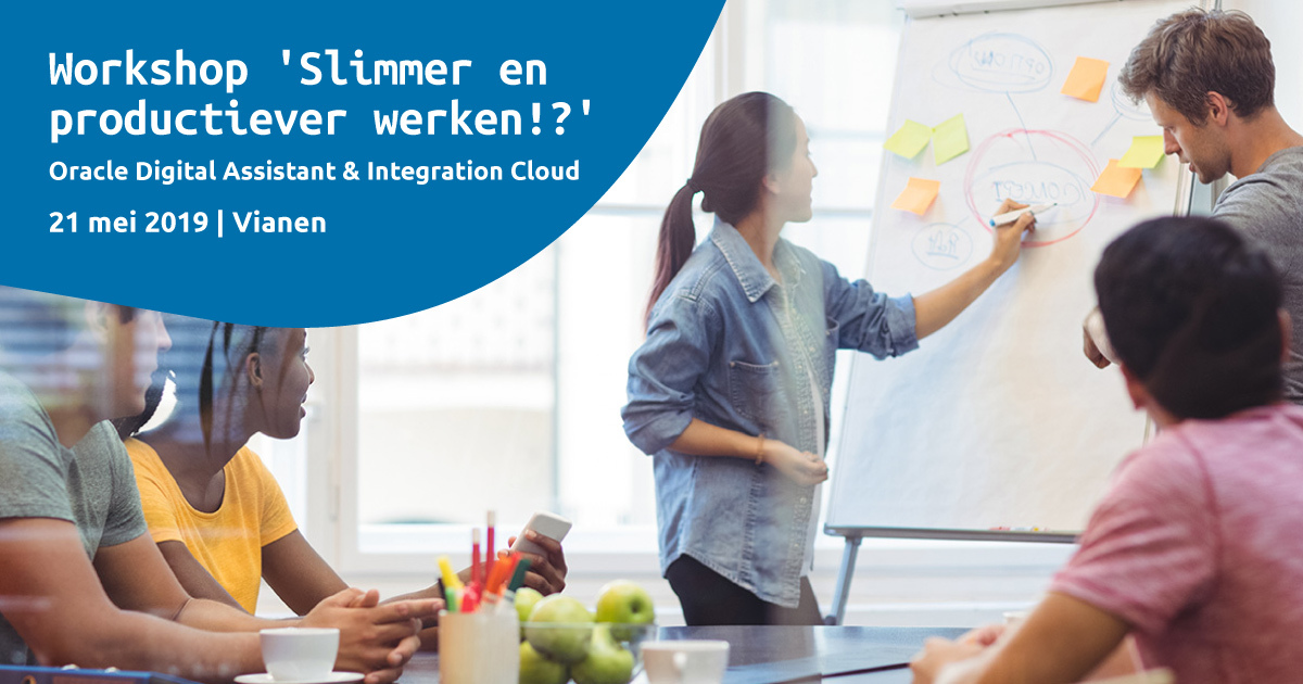 Workshop-Oracle-digital-assistent