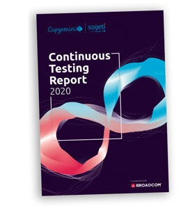 Download Continuous Testing report 2020