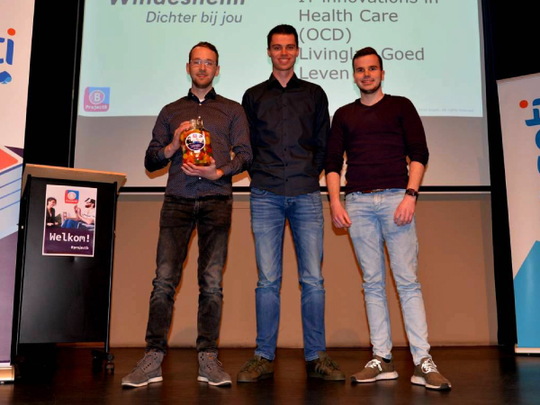ProjectB 2020 IT Innovations in Health Care OCD Windesheim Zwolle