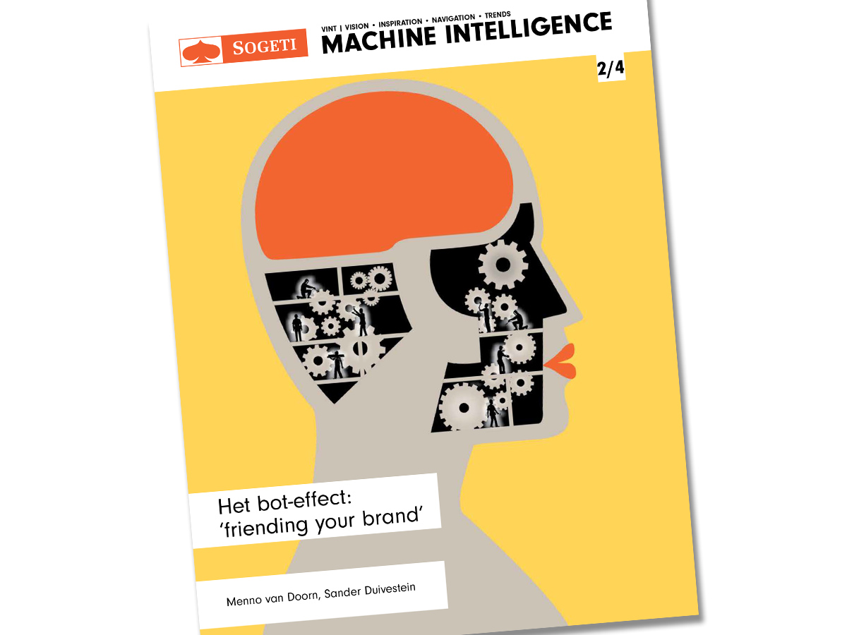 Machine Intelligence Cover