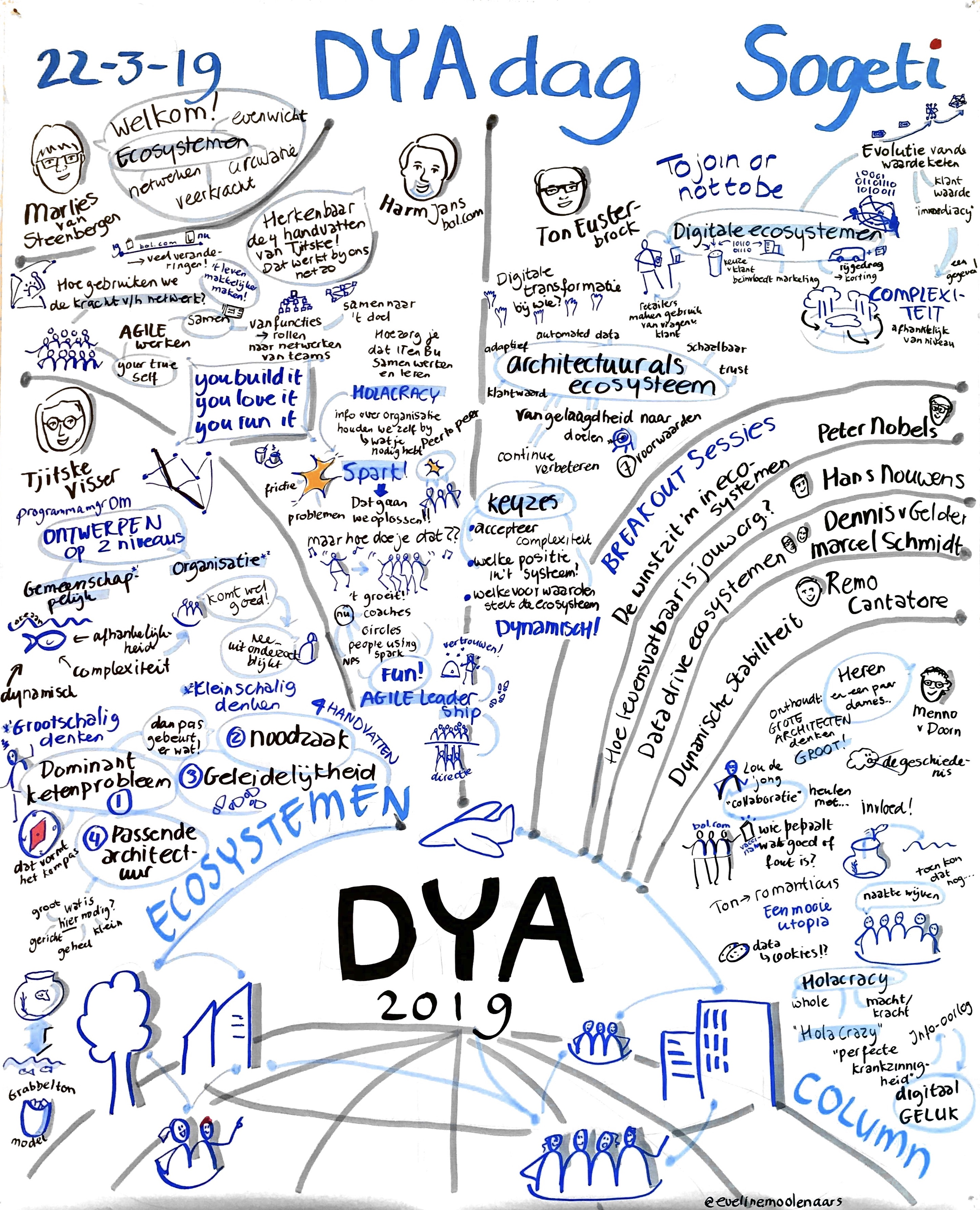 DYA Dag Visual Overview