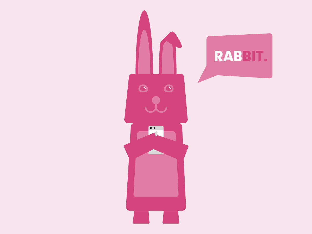 illustration rabbit