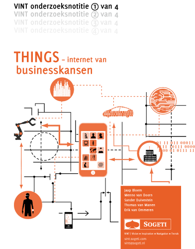 Internet of things VINT-rapport deel 1 cover
