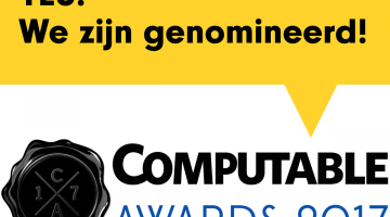 Genomineerd Computable Awards