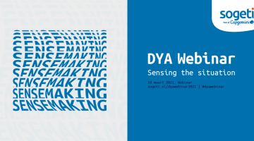 DYA webinar: sensing the situation