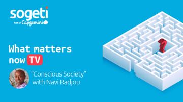 What Matters Now TV met Navi Radjou