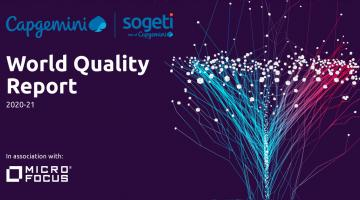 World Quality Report 2020-21