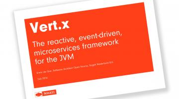Download nu gratis de Vert.X white paper