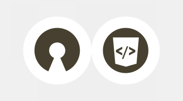 Open Source Front End icon