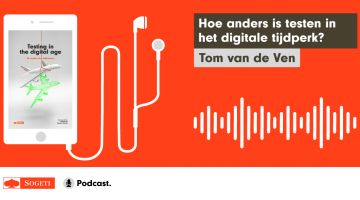 Podcast één Testing in a digital age