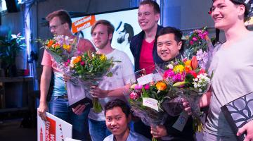 Sense Shift Winnaar ProjectB Awards Night 2018
