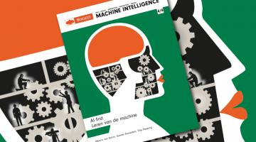 Download nu het VINT Rapport 'AI-first. Leren van de machine.
