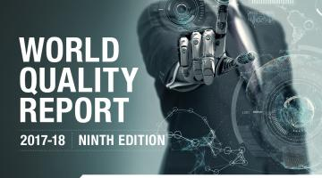 2017-18 World Quality Report