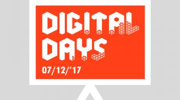 Digital Days 7 december 2017