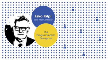 Esko Kilpi - the programmable Enterprise-VINT Symposium