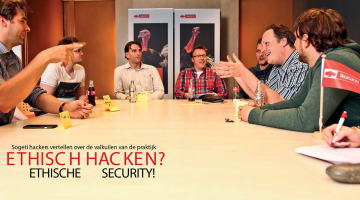 Interview met Sogeti hackers over dilemma's ethisch hacken