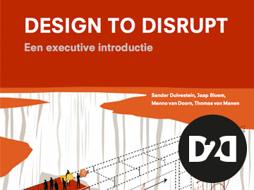 Design to Disrupt rapport cover
